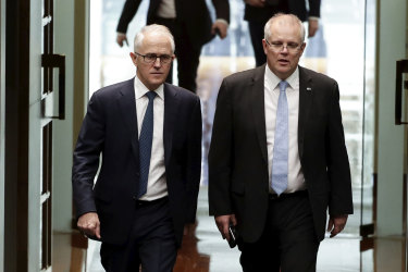 Turnbull and Morrison.