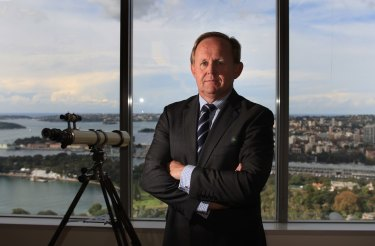 Vocus Communications chief executive Geoff Horth has flagged concerns about the future of the NBN.
