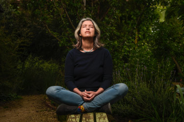 By returning to meditation during lockdown, Kate Cole-Adams understood so much more about herself and others.