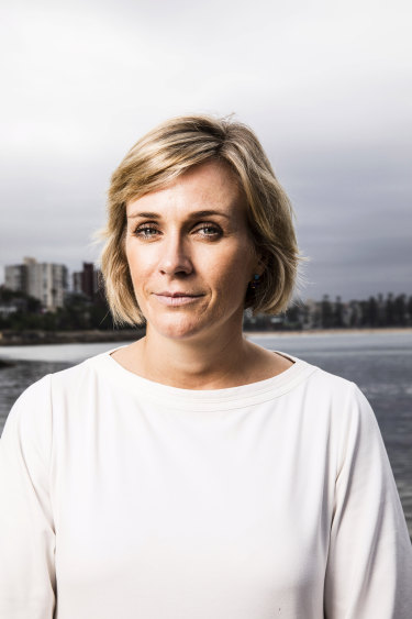 Zali Steggall is expected to mount a well-funded campaign against the former prime minister.