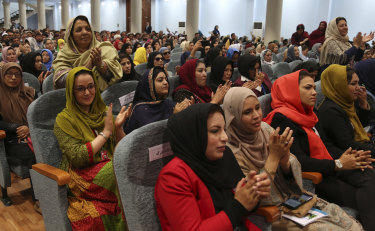 As US-Taliban peace talks gain momentum, many women fear losing hard-earned freedoms.