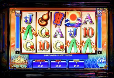 Australia is home to a fifth of the world's poker machines.