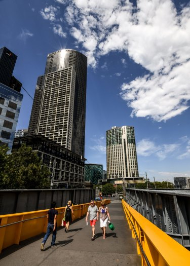 Crown casino will contribute $15 million towards a Sandridge rail bridge upgrade as part of the deal.