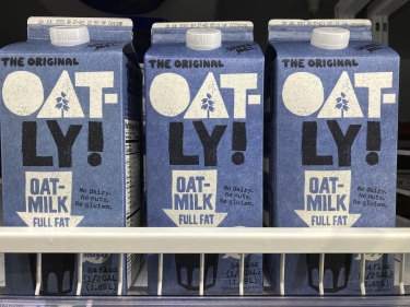 Oatly was created 30 years ago in Sweden.