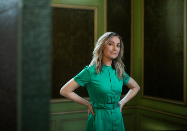 Lisa McCune plays Elizabeth Laine in Sydney Festival show Girl From the North Country.