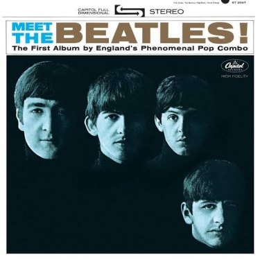 Robert Freeman photographed the iconic photo for the cover of <em>Meet the Beatles</em>.