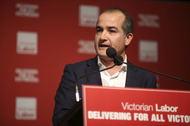 Deputy Premier James Merlino said Labor would not cut a deal with the Greens.