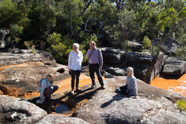 Opponents of mining in Sydney's water catchment say extraction of coal is leading to the loss of water quality and quantity.