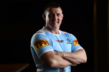 Shire's favourite son ... Paul Gallen will never forget the lessons learned from Canberra coach and good mate Ricky Stuart.