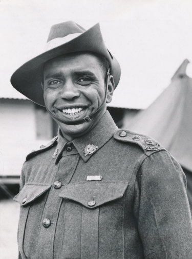 Eliza Saunders' grandson Reg was the first Aboriginal Australian to be commissioned as an officer in the Australian Army.