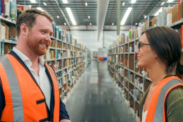 Canningvale Australia retailers of bed linen and homewares have found great success with Amazon.