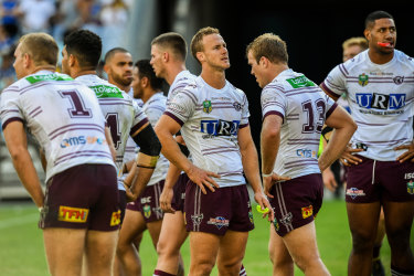 Mid-season sale: There could soon be an offer on the table to buy the Sea Eagles.