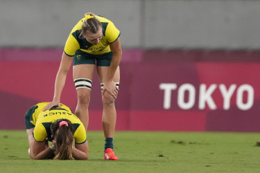 Australia's Sevens failures in Tokyo will go down as a lost opportunity to drive participation.