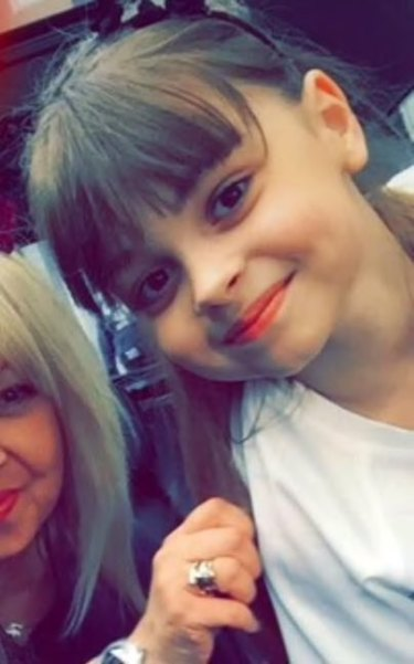 Saffie Roussos died in the Manchester bombing.