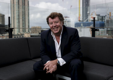 Southern Cross chief executive Grant Blackley says digital radio is coming of age.