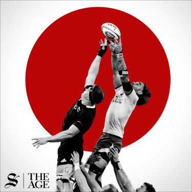 Rugby World Cup Podcast