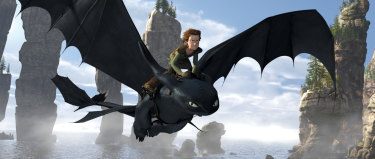 How To Train Your Dragon on Stan.