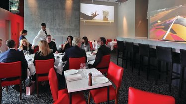 Di Stasio Citta is a must try fine dining restaurant located in Melbourne CBD