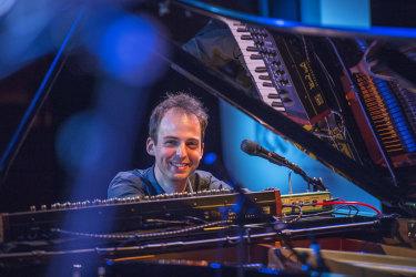 Sydney pianist Novak Manojlovic  ended up a worthy winner at this year's Freedman Jazz Awards.