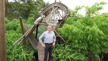 Centennial Parklands and the Royal Botanic Garden executive director Kim Ellis.