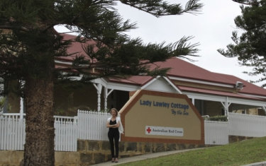Kaleiha Ryan  has started a petition to save Lady Lawley Cottage.