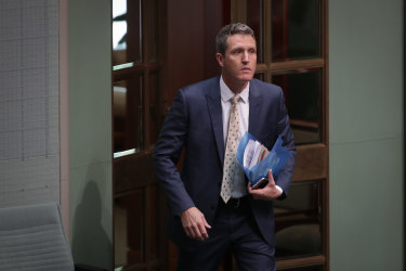 Labor frontbencher Josh Wilson likened the move by Caltex to get a tax payment for recycling diesel to people exploiting a loophole in the welfare system.