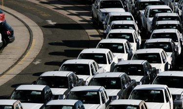 Four out of five Australians drive to work, new Bureau of Statistics figures show.