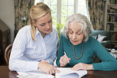 Making a binding death nomination and an enduring power of attorney are the first steps in ensuring you assets go where you want after death.
