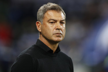 Room to move: Incoming Western United coach Mark Rudan could have $400,000 extra to spend in the new A-League team's salary cap.