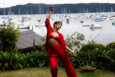 Jess Higgs, known professionally as George Maple, said she was hesitant to take on shows without insurance.