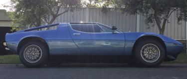 The 1977 Merak SS