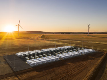 Australia ranks highly for potential wind power.