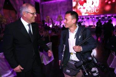 Prime Minister Scott Morrison congratulated Alex Ellinghausen.