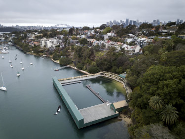 Dawn Fraser Baths in Balmain needs $6.7 million in urgent repairs.