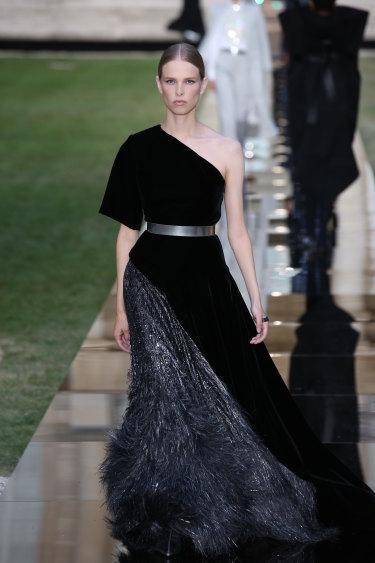 A dress fit for a duchess.