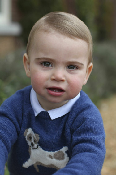 Prince Louis is celebrating his first birthday.