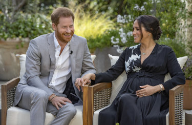 Prince Harry and the Duchess of Sussex have revealed the depth of familial dysfunction in the House of Windsor.