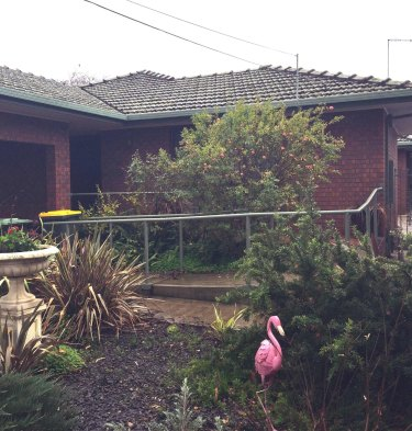 House shared by NDIS recipients.
