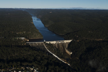 The Berejiklian government's plan to raise the Warragamba Dam wall has been discussed at a UNESCO World Heritage meeting overnight.