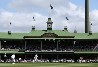 One way to watch: TV viewers could be forced to pay to watch home Test matches.