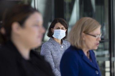 NSW Premier Gladys Berejiklian said she sympathised with Australians who are struggling to get home.