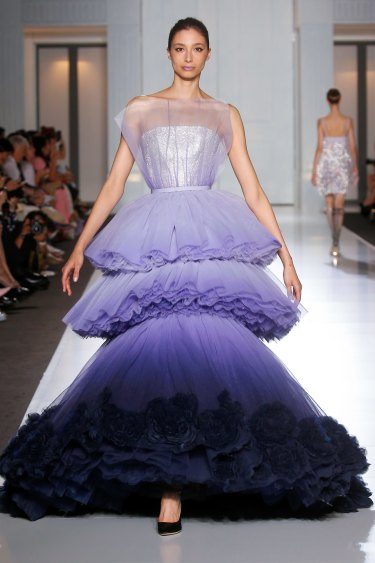 Ralph & Russo are known for their opulent creations.