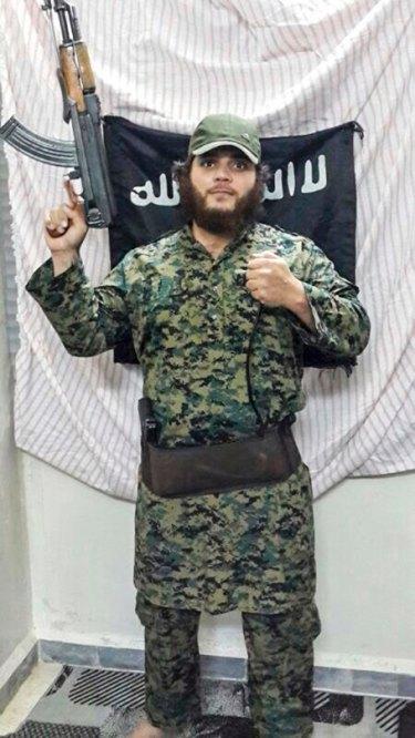 Vasko Boskovski was closely linked to terrorist Khaled Sharrouf.