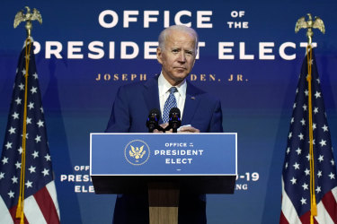 Stock markets moved sharply higher after Joe Biden was called the winner of the Presidential election and Pfizer announced progress in its vaccine trials.