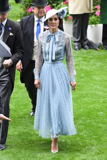 2019: Catherine, Duchess of Cambridge