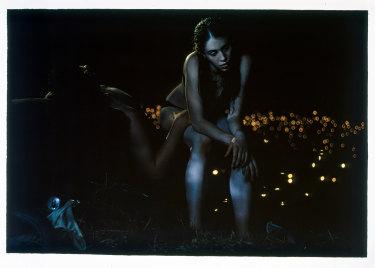 Bill Henson, Untitled 2003-04, one of the images featured in Luminous.