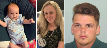 Police are appealing for public assistance to help locate missing eight-month-old Chayse, who may be in the company of his mother Britany and father Che Proctor.