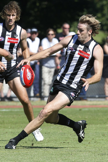 Max Lynch in action in 2019.