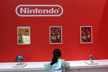 Hashimoto spent decade as an engineer at Nintendo in the 1980s and 1990s.