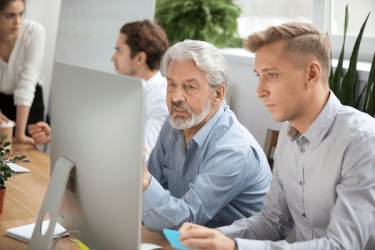 Discrimination against older workers still prevalent in the workforce today.